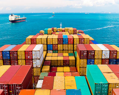 Import Export Management with Shipping